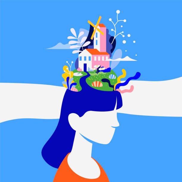 mapa mental creativo proyecto de vida