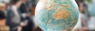 Mapa mental de la geografía