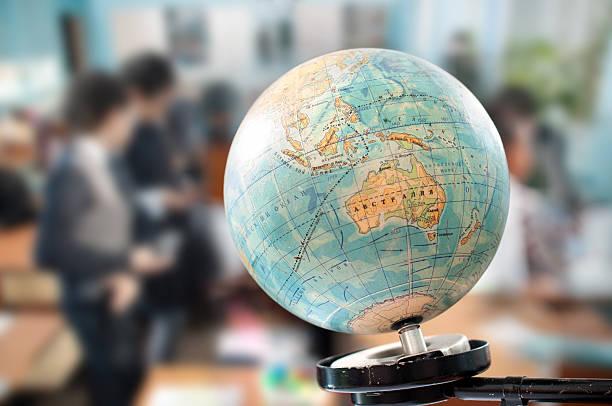 mapa mental de la geografia y sus ramas