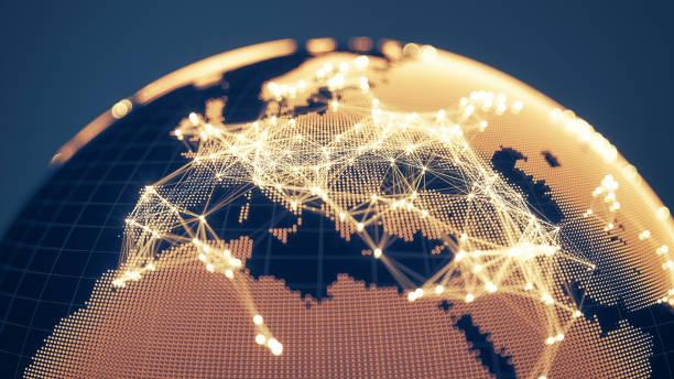 mapa mental acerca de la globalizacion