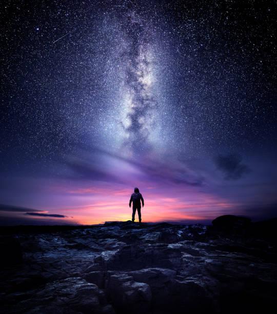 mapa mental del universo y el sistema solar